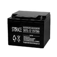 China SR80-12 Rechargeable solar battery for sale