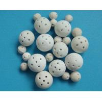 Buy cheap Porous ceramic ball from wholesalers