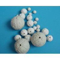 Buy cheap Slotted & perforated ceramic ball from wholesalers