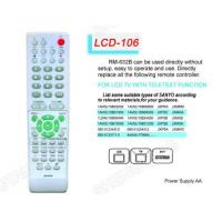 Buy cheap LCD RM-632b Universal remote control Sony/Panasonic from wholesalers