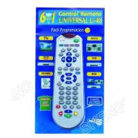 Buy cheap 6 en 1 Control Remoto universal U-48 from wholesalers