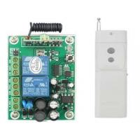 Quality 900M 220v 2 Channel RF wireless remote control switch/module for sale