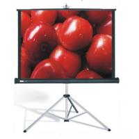 Quality tripod screen,portable screen for sale