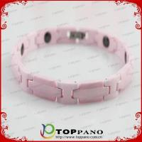 Quality promotion Alibaba newest popular attractive design energy power bracelet for sale