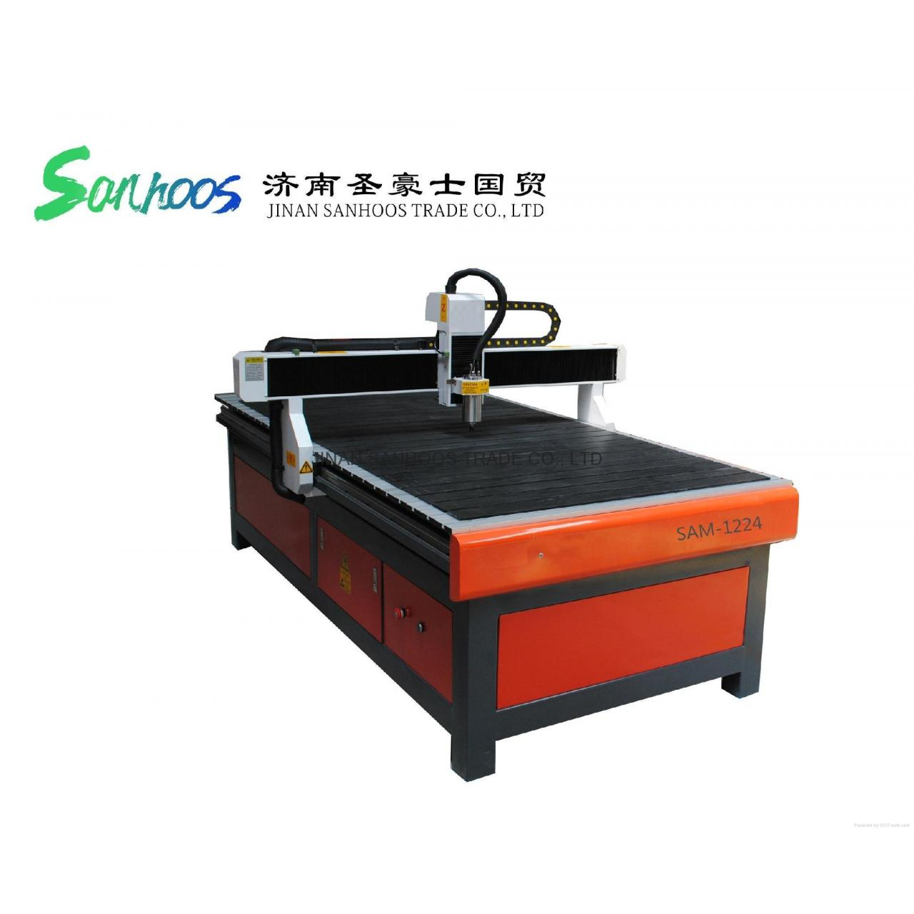 Quality Sam Ball Screw CNC Router Machine SAM-1224 for sale