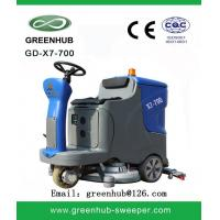 Buy cheap Electric Floor scrubber GD-X7-700 from wholesalers