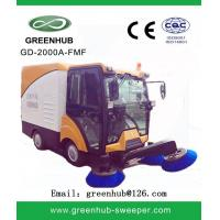 Buy cheap Electric Road Sweeper GD-2000A-FMF from wholesalers