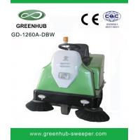 Buy cheap Electric Road Sweeper GD-1260A-DBW from wholesalers