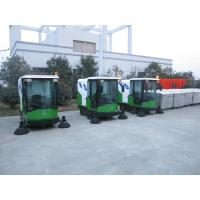 Buy cheap Electric Road Sweeper GD-1800A-FFW from wholesalers