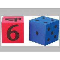 Buy cheap Foam Dice from wholesalers
