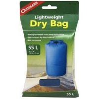 China Storage Coghlans Waterproof Lightweight Blue Roll Top Dry Bag 55L on sale