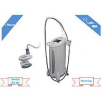 China 10.4 LCD Touch Screen Multifunction Vacuum Slimming Machine for Fibrosis / Body Firming on sale