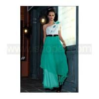 Quality Fresh green formal evening homecoming dress for sale