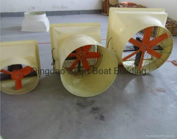 Buy 36# FRP Industrial centrifugal ventilation fan blower at wholesale prices