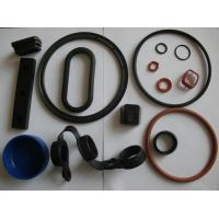 Buy cheap custom Industrial rubber part from wholesalers