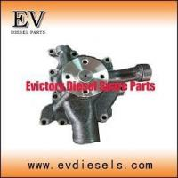 Fit For mitsubishi 6D15 water pump ME037709
