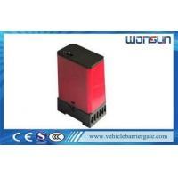 China Single Vechile Loop Detector For Road Barrier Gate , Inductive Loop Traffic Detector on sale