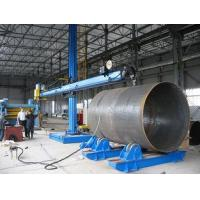 China Automatic Column Boom Welding Machine With Flux Recovery Machine Welding Rotator on sale