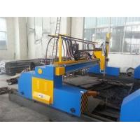 Buy cheap Double Drive Plasma Cutting Gun CNC Cutting Machine for Steel Plate from wholesalers