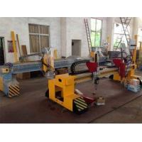 Buy cheap Planet Gear Reducer CNC Plasma Cutting Machine for 3200 mm Effective Cutting Width from wholesalers