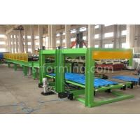 Buy cheap Input width 1450mm Roof Forming Machine from wholesalers