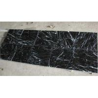 marble black & white line marble for sale