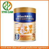 Quality milk powder tin cans wholesale for sale