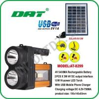 Quality Solar Lighting System AT-8299 solar lighting system solar power kit for sale