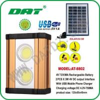 Quality Solar Lighting System AT-8802 solar lighting home system for sale