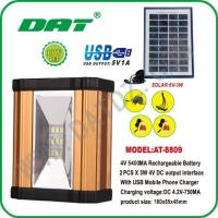 Quality Solar Lighting System AT-8809 solar lighting system for sale