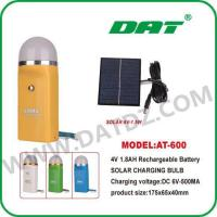 Quality Solar Lighting System AT-600 solar torch for sale