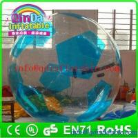 Buy cheap Water Aqua Ball funny floating water balls water walking ball for game from wholesalers