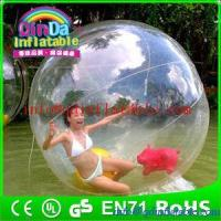 Buy cheap Large Inflatable Water Walking Ball,Floating Water Ball aqua inflatable water walking ball from wholesalers