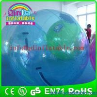 Buy cheap Funny inflatable roller ball walk on water ball human hamster ball in pool from wholesalers