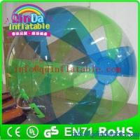 Buy cheap Durable walking ball walk on water inflatable water ball for sale water sphere ball from wholesalers