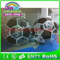 Buy cheap Giant bubble jumbo water ball inflatable ball water ball water walking ball for water park from wholesalers