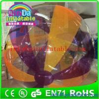 Buy cheap Walk on water large inflatable ball for sale Plastic Ball Walk On Water Ball from wholesalers