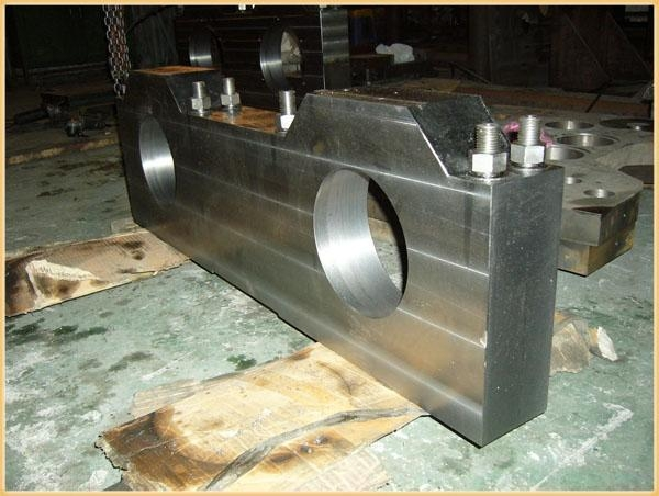 Buy CNC fabrication largesizepart at wholesale prices