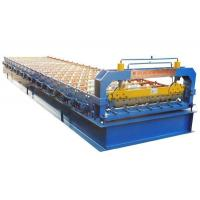 Quality Customized trapzoid roof tile forming machine for sale