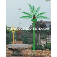 Quality Alibaba express Outdoor Christmas Decorative LED coconut palm tree light with CE ROHS for sale