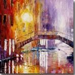 Quality Night impression oil painting for sale