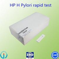 Quality H. Pylori Ag Rapid Test for sale