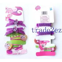 China 201662214234Cartoon My Little Pony Hair Bands/Hairpin on sale