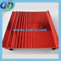 China Colorful Anodizing Aluminum Heatsink on sale