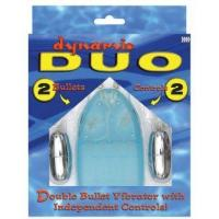 Quality Dynamic duo double bullets w/blue pack for sale