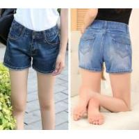 New Women's Jeans Shorts Hot Pants Trousers Denim Shorts