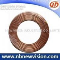 China Copper Tube Copper Pancake Coil for AC on sale