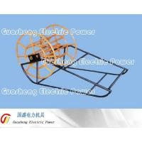Quality 100T Hydraulic Pliers Retractable rope line stand for sale