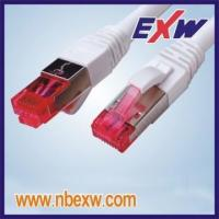 Quality Cat6A Patch Cord UTP LSZH for sale