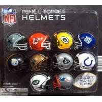 China NFL Pencil Topper Helmets Vending Capsules on sale